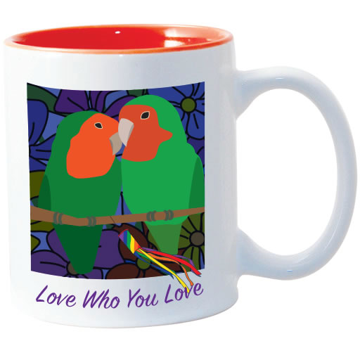 LovebirdMug